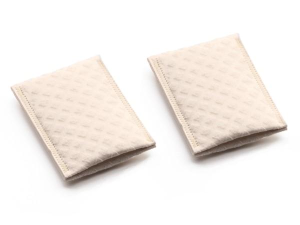 Saalio® Schwammtaschen für Achselelektroden (1 Paar)