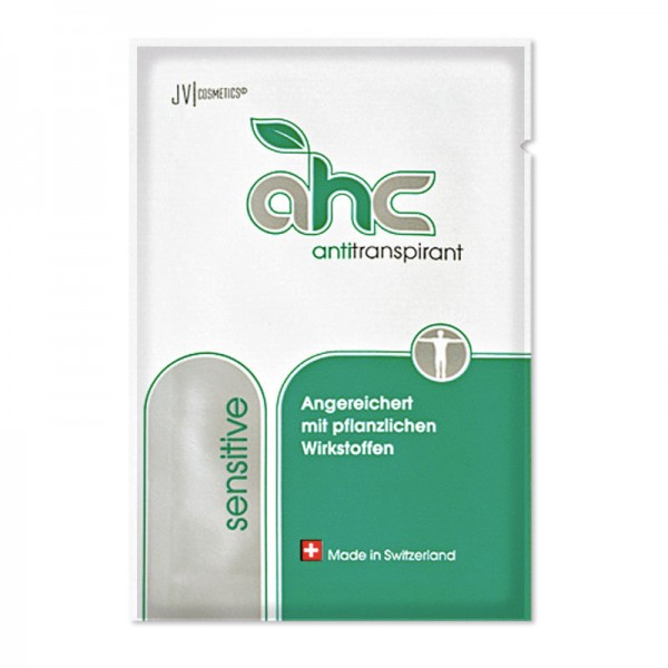 Produktprobe - AHC sensitive Antitranspirant (2 ml)