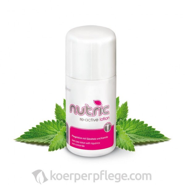 Nutric re-active Lotion (30 ml)
