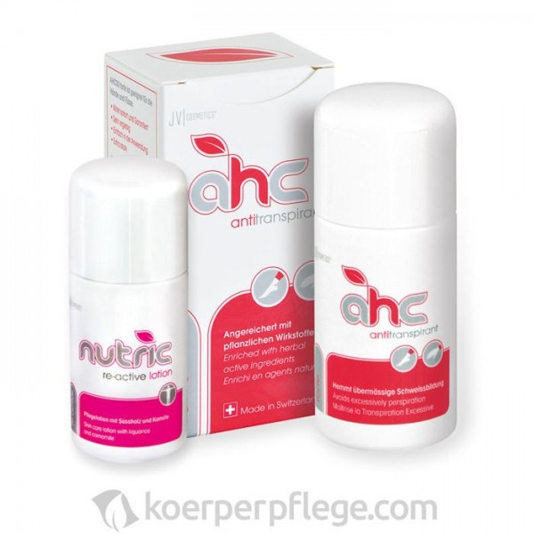 AHC forte (50ml) + Nutric Lotion (30ml)
