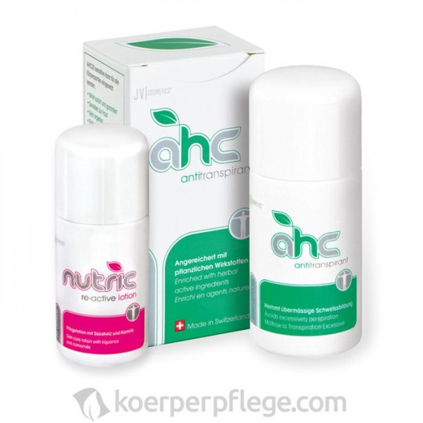 AHC sensitive (50ml) + Nutric Lotion (30ml)